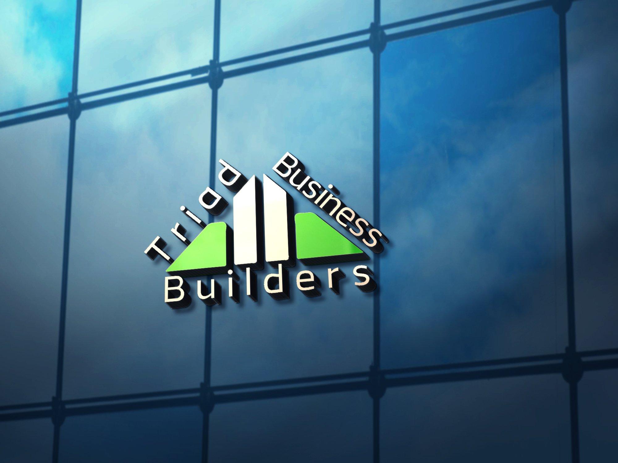 Logo-Concept-Triad-Business