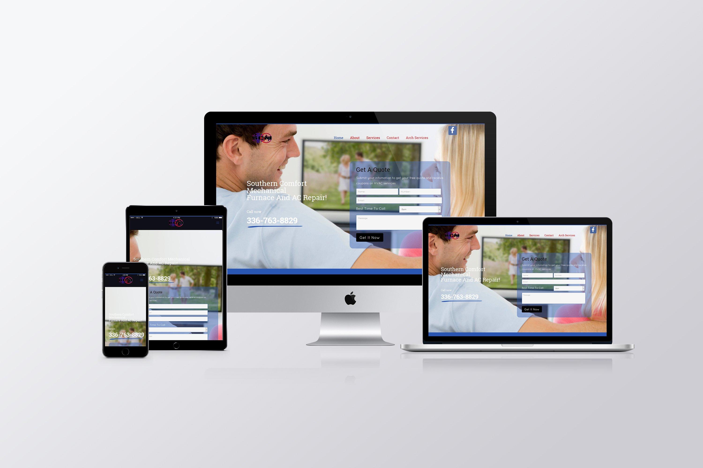 SCM-Website-Development