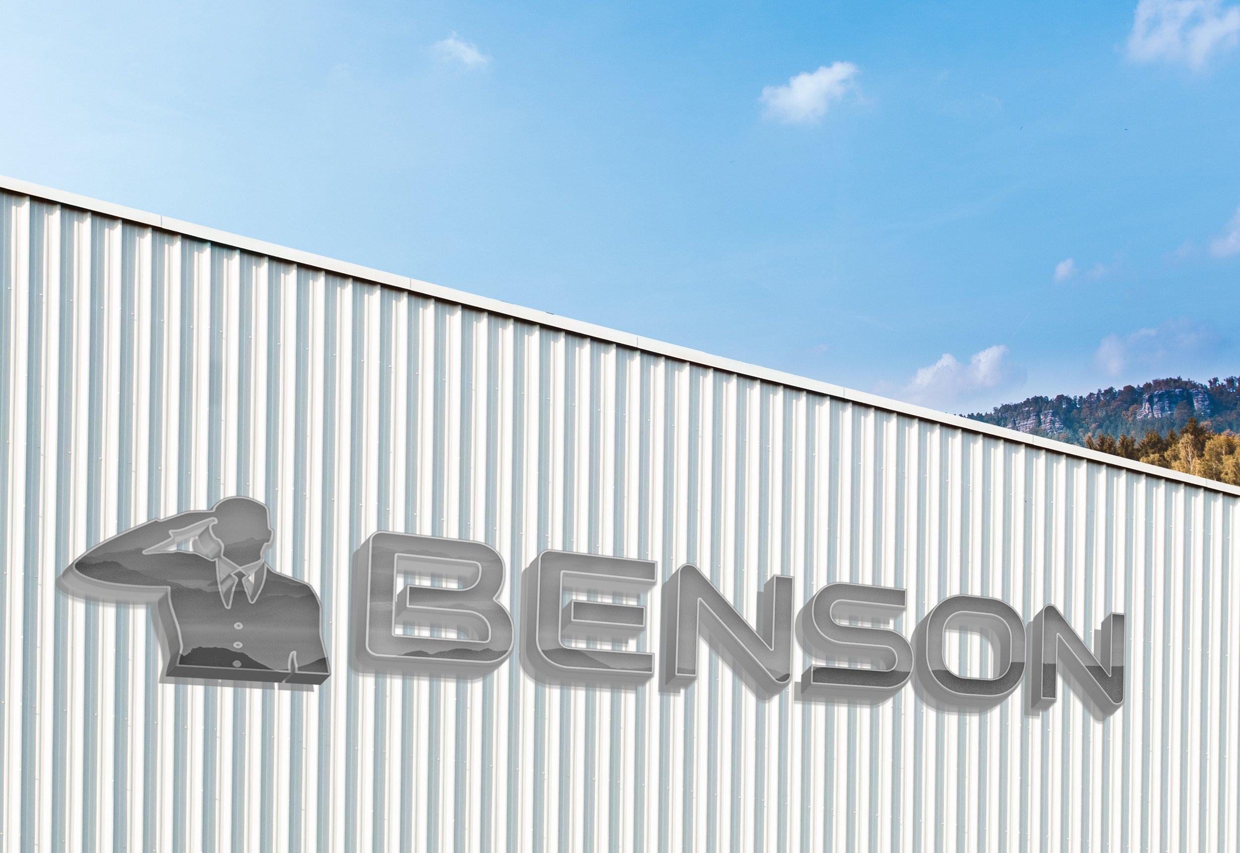 Website-Development-Benson-Logo