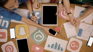 Social media management for health professionals
